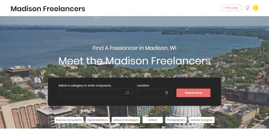 Madison Freelancers